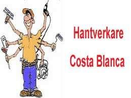 Hantverkare på Costa Blanca