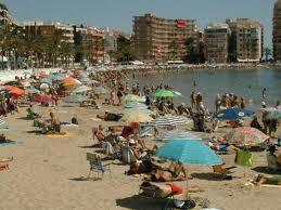 Torrevieja strand